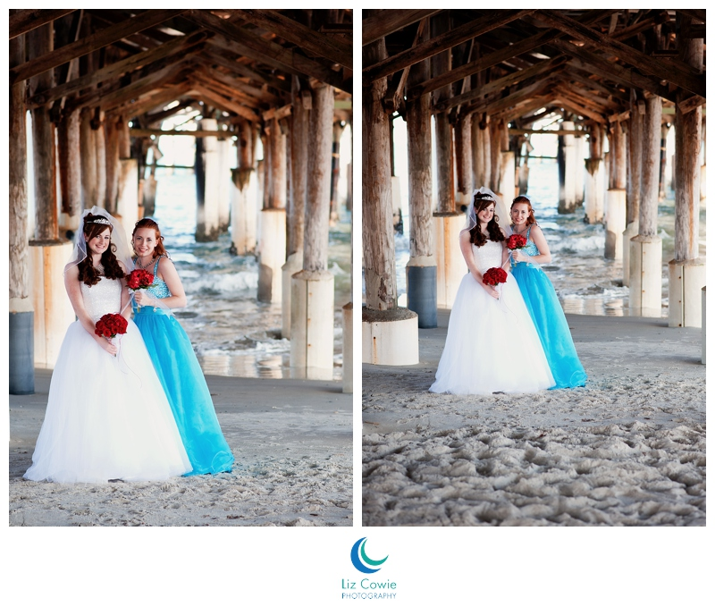 Cocoa Beach Pier Weddings Wedding Tips And Inspiration